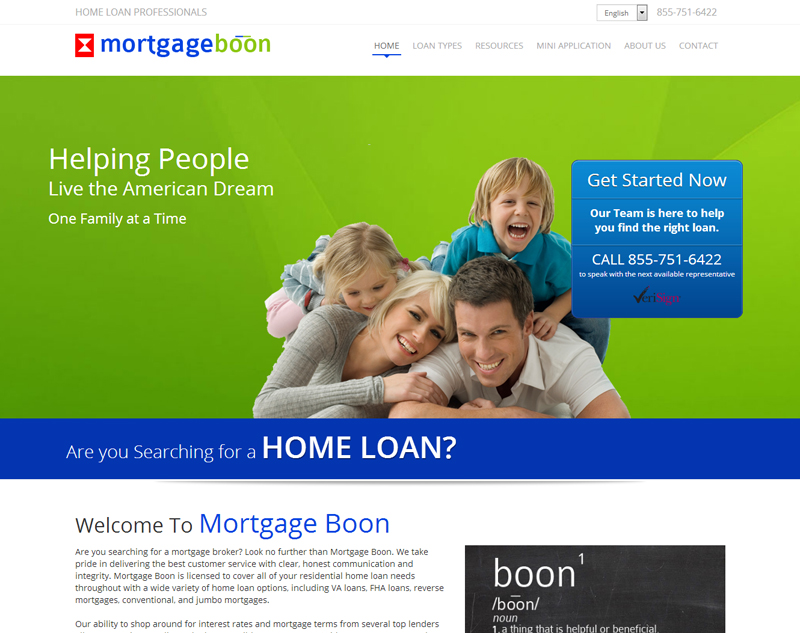 Mortgageboon