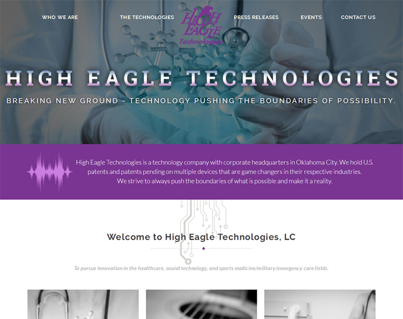 High Eagle Technologies