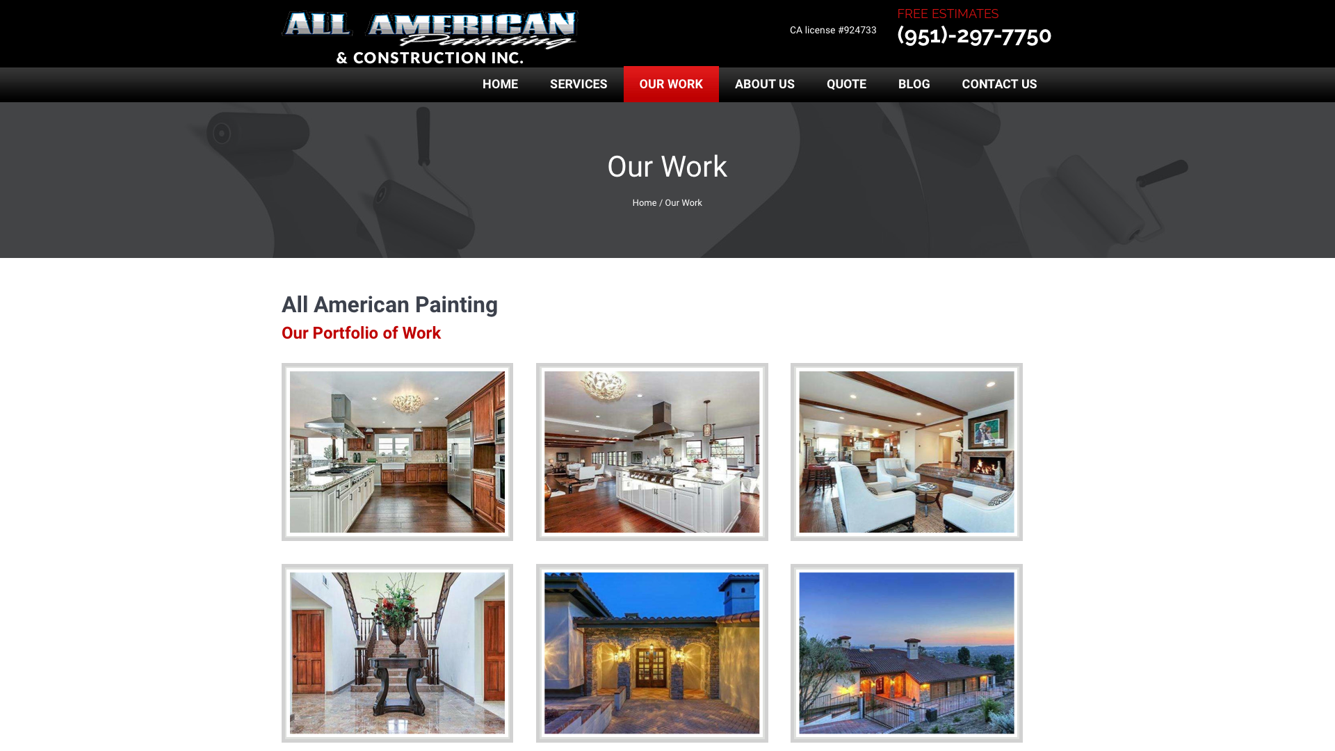 All American & Construction INC